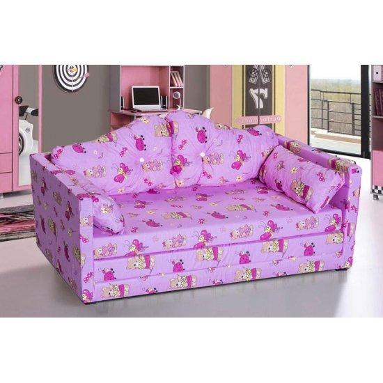 Ágyazható gyerek kanapé